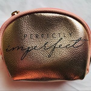 Handbags - Perfectly imperfect makeup bag.